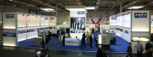 EMKA exhibition stand