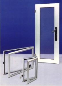 Aluninium windows and frames