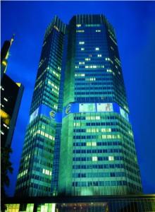 Swiss bank building
