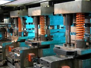 EMKA production line