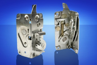 EMKA latch range for commercial vehicles