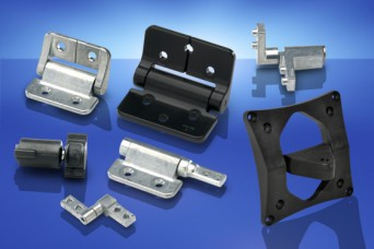Reell friction hinges from EMKA