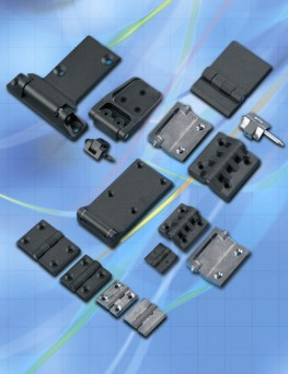 Emka 1050 hinges for flush doors