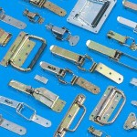 EMKA toggle latches and handles