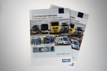 New Commercial Vehicle Components and Accessories Catalogue from EMKA