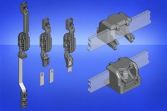 1121 Precision Rod Locking System from EMKA UK