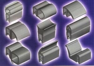 Gasket sealing profiles