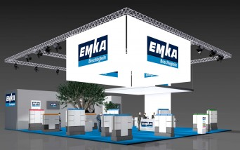EMKA at Hannover Trade Show April 2013