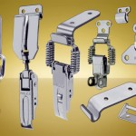 Toggle Latches from EMKA UK for commercial vehicle applications