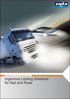 New Road and Rail vehicle accessory components catalogue now available from EMKA UK
