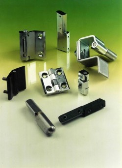 EMKA external hinges for specialist enclosures