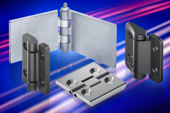 Specialist vehicle hinges from EMKA UK