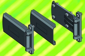Emka1354 3D adjustable hinge