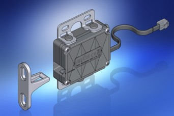 Single point electronic latch for specialist vehicles from EMKA UK