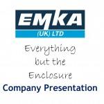 EMKA UK company presentation