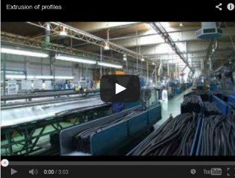 Extrusion of profiles video