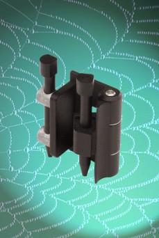 EMKA 1110 pin hinge - 180 degree opening