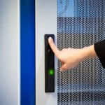 EMKA BioLock – biometric technology at the handle for server security