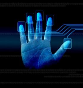 Biometric technology on the EMKA BioLock data centre security system