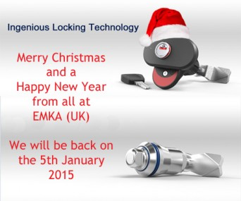 Merry Christmas from EMKA