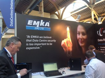 EMKA at Data Centre Ireland 2014