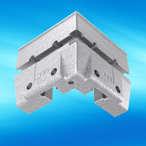 High strength aluminium forged component from EMKA UK