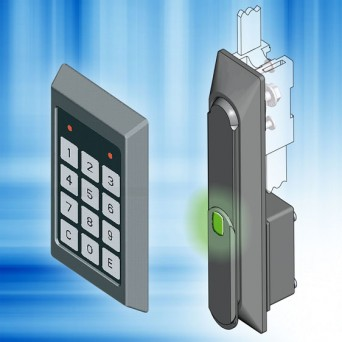 Standalone electronic security from EMKA UK for data centre