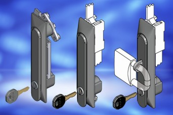 1150 IP65 swinghandle from EMKA UK with universal fitting