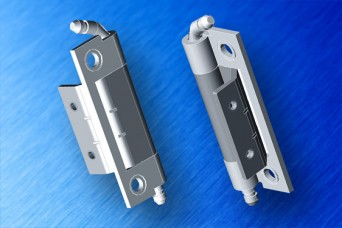 EMKA 1069 - 120° hinge for specialist cabinets with prominent/lay-on doors