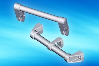 1095 grab rail handle system from EMKA UK