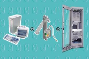 EMKA ELM electronic locking system