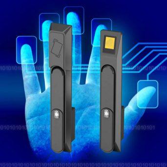EMKA BioLock fingerprint technology for data centre security at the