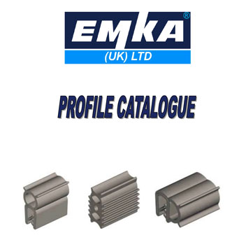 EMKA sealing profiles catalogue