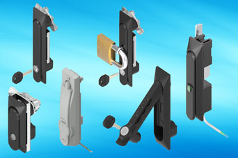Most comprehensive swinghandle system from EMKA for cabinets large or small
