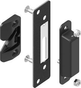 EMKA invisible pressure caravan lock