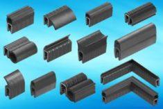 EMKA specialist gasket profiles for enclosures, cabinets, vehicles, HVAC