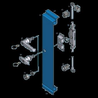 Heavy duty rod controls from EMKA