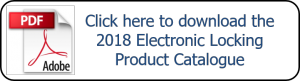 Click here to download the 2018 Electronic Locking Product Catalogue