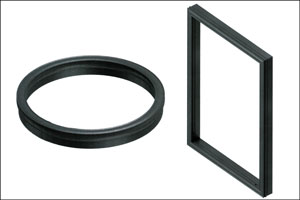 EMKA Frames and Rings - Gasketing for HVACR applications