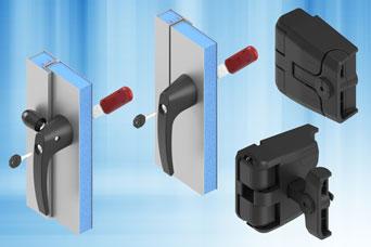 EMKA HVACR cabinet handles - specialist hardware - specialist installations