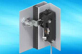New EMKA eCam electromechanical lock for cam latches offers convenient vehicle security