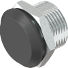 EMKA blanking plug for unused lock holes