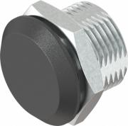 EMKA blanking plug for unused lock holes