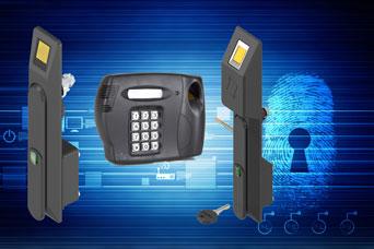 EMKA Single-factor, Multi-factor - front door, rear door linked data cabinet security