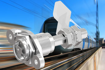 EMKA locking solutions for railway applications