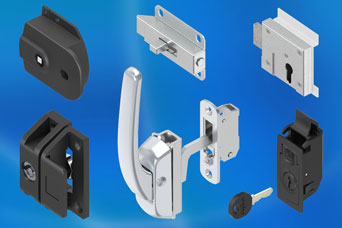 EMKA offers extra stock of general hardware for doors everywhere
