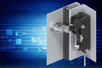 EMKA eCam retro-fit electronic locking mechanism