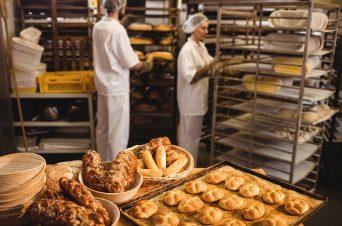 EMKA bakery hygiene hardware