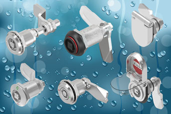 EMKA Compression Latches offer special performance for standard applications