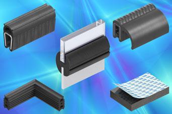 EMKA gasket sealing profiles